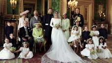 First Official Pics of Duke and Duchess of Sussex Revealed