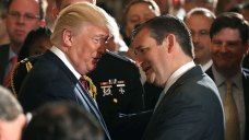 Trump Sets 'Major Rally' With Cruz for Houston on Oct. 22