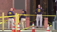 Courthouse Reopening After Shooting; Investigation Continues