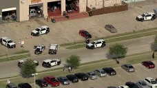 Suspect Wielding Knife Shot by Plano Police Officer
