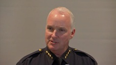 Chief Kraus Gets Emotional Discussing Police Morale
