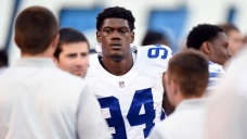 Cowboys' Gregory Headed for Drug Treatment Instead of Camp