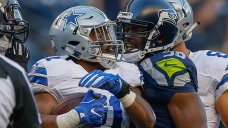 Zeke Bets Eric Dickerson He'll Get 200 Yards in Return