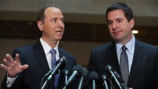 Schiff Calls for Nunes' Recusal From Russia Probe