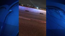 Surface of I-35E in Carrollton Separating, Several Crashes Reported