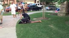 Girl Pushed by McKinney Officer Settles for $150K