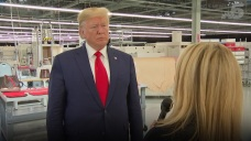 NBC 5 One on One with President Trump