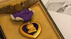 Purple Heart Found at Goodwill Returned to Family