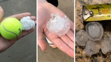 Your Hail Photos - March 24, 2019