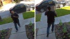 Dallas Police Seek Help to Identify Man Caught Stealing Package