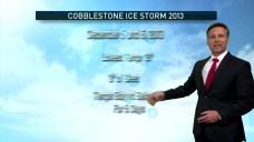 Cobblestone Ice Three-Year Anniversary