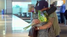 Wife, Husband Reunited After Saying 'Goodbye' on Flight 1380