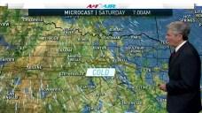 NBC 5 Forecast: Arctic Blast Coming