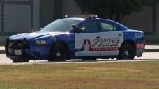 Lockdown Lifted at Sam Houston High