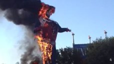 5 Years Ago: Big Tex Destroyed by Fire