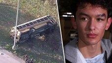 Bishop Dunne Student After Bus Crash: 'I'm Glad to Be Alive'