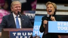 Clinton Slams Trump at South Florida Rally