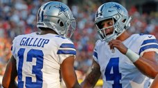 Cowboys Rookie Gallup Heads Home After Brother's Suicide