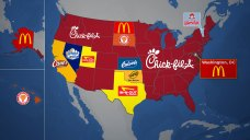Study Names Surprising Fast-Food Chain Most Popular in Texas