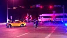 1 Dead, 1 Injured in Crash Involving DART Train