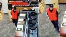 Thief Hides Guitar in Pants: FWPD