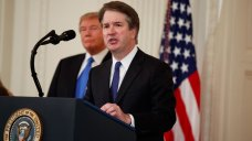 Trump Hits 'Con Job' on Kavanaugh Before Showdown Hearing