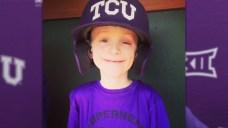 TCU Superfan Micah Ahern Dies of Cancer at Age 7