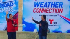 Hundreds Turn Out for 'Weather Connection' Event Wednesday