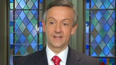 Dr. Jeffress Delivers Sermon to Trump Ahead of Inauguration