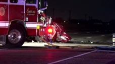 Head-On Collision Kills Two In Southlake