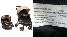 Strollers Recalled Due to Falling Hazard
