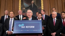 For GOP, Tax Bill's Most Visible Win May Be Averting Failure