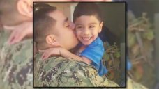 Military Dad Arrives Home Early, Surprises Sons