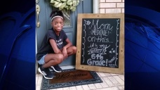 TMSG: Daughter's First Day of School Message to Mom