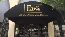Family-Owned Freed's Furniture is Closing After 80 Years