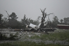Tornadoes Leave Trail of Damage Across Three Counties