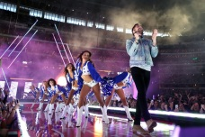 Dallas Cowboys Thanksgiving Day Halftime Show