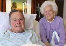 George H.W. Bush Leaving ICU, Barbara Bush Out of Hospital