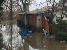 Homes Evacuated After Rockwall Lake Overflows