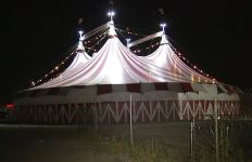 Clowns Brawl With Animal Rights Protesters at SoCal Circus