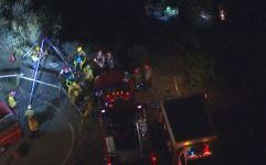 2 Children Die When Car Crashes Into SoCal Ravine
