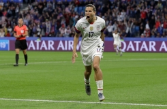 US Beats Rival Sweden 2-0 in Women's World Cup