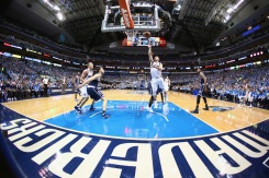 Dallas Mavericks Home Opener at the AAC
