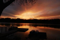 Gallery: Colorful Spring Sunrises in North Texas