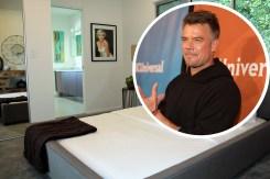 Look Inside: Josh Duhamel's Homey $2.65-Million Bachelor Pad in Calif.