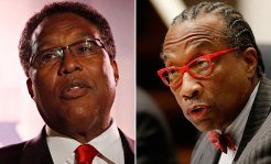 Price, Caraway Battle for Commissioner's Court