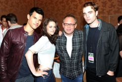 """Director Brings Curtain Down on """"Twilight"""""""