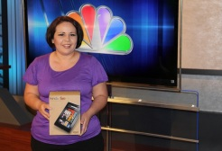 The Winner of NBC 5's Earth Day Kindle Fire Giveaway