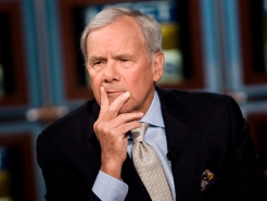 Brokaw Talks Passion, Surfing and Serving America