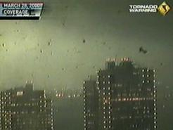 March 28, 2000: Fort Worth Tornado
